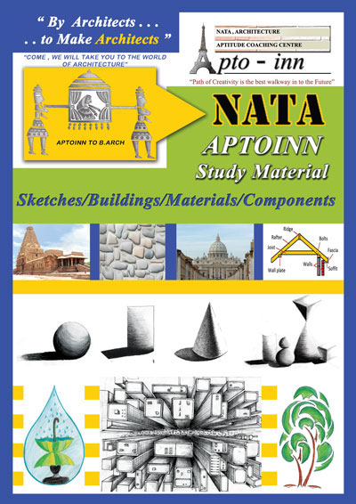 NATA SOLVED SKETCHING QUESTIONS