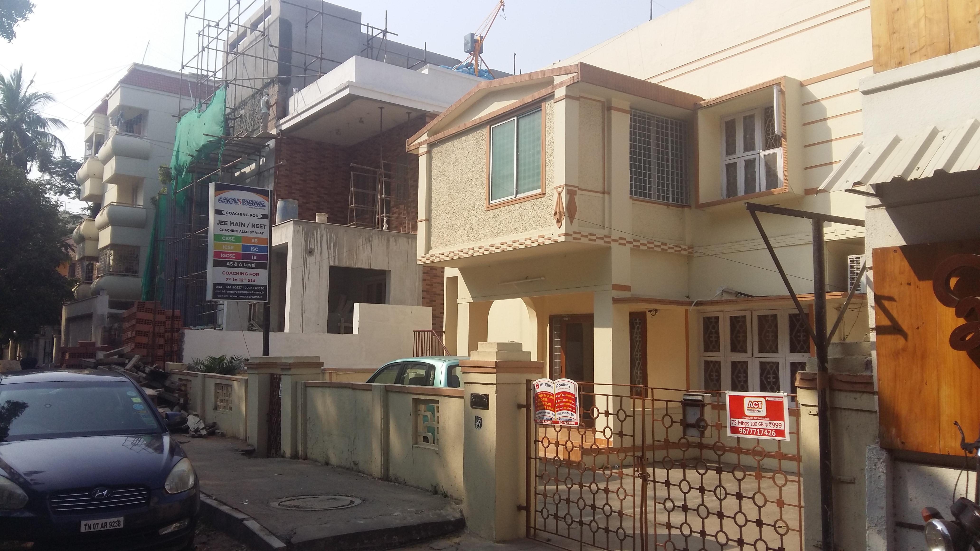Adyar Branch Exterior Photo 02