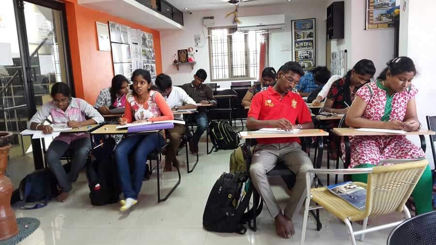 best nata preparation institute in chennai