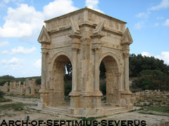 Arch-of-Septimius-Severus