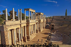 Roman-Theatre-of-Merida