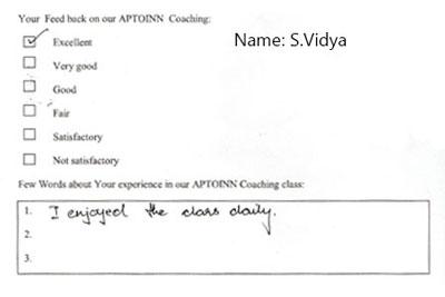 NATA Coaching Centre in Anna Nagar